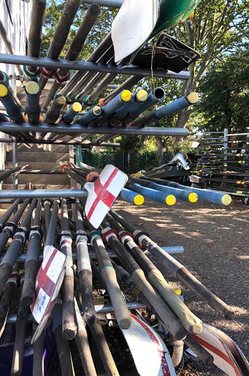 Photo of Oars