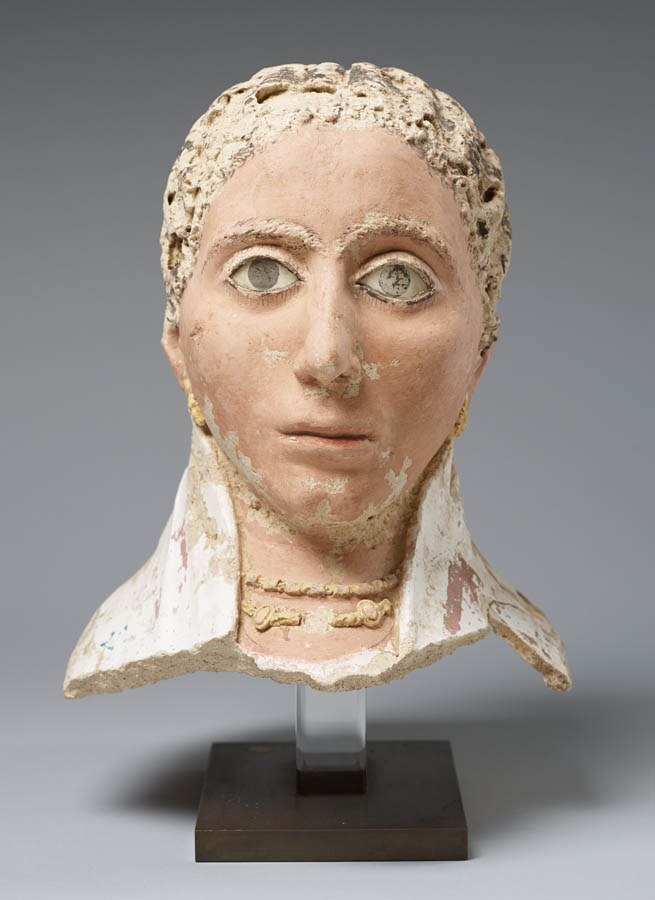 Imago To Persona Portraits From Antiquity