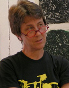 Barbara Putnam, Artist, Head of Arts, St. Mark's School
