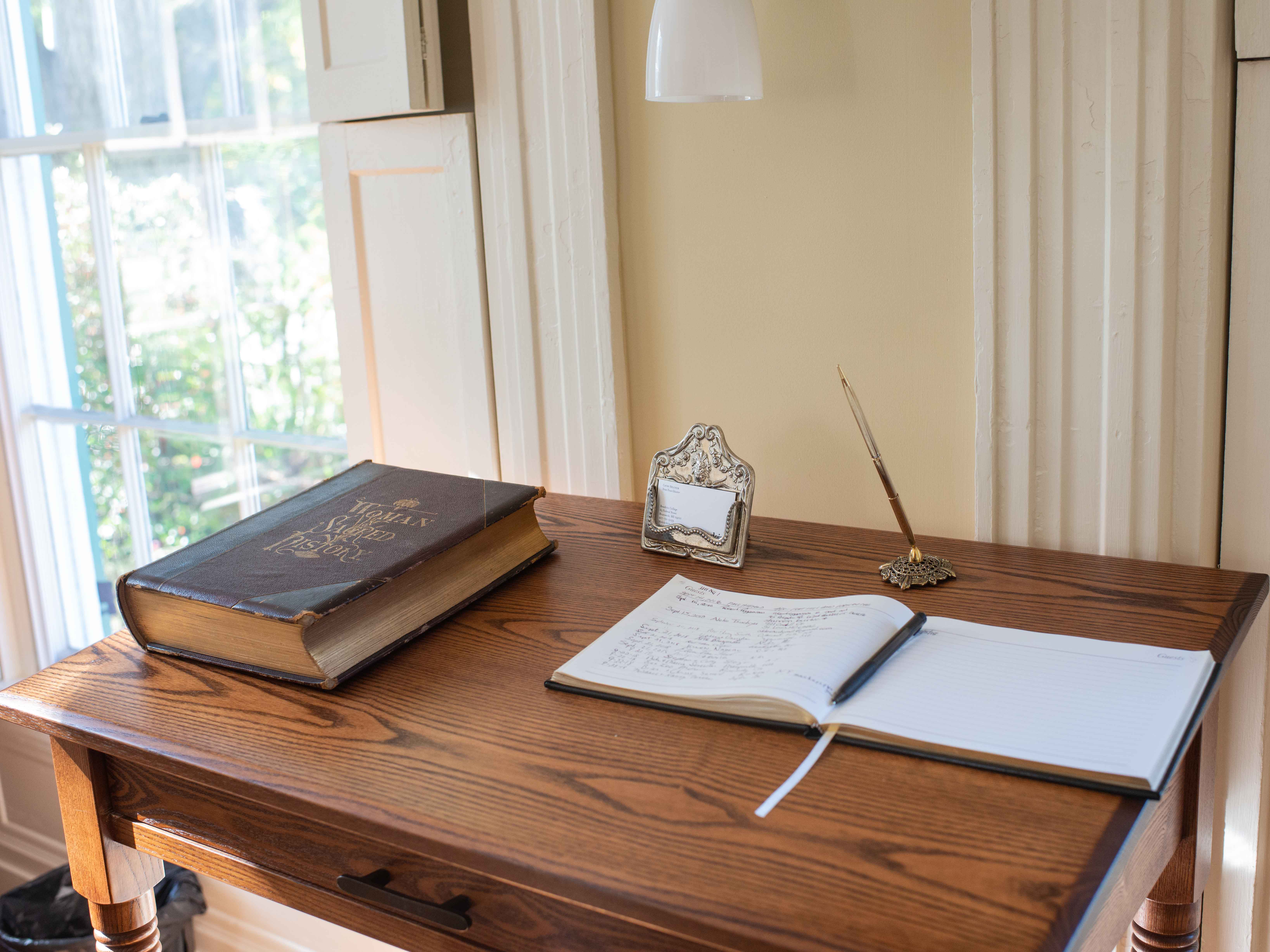 Harriet Beecher Stowe House | Bowdoin College