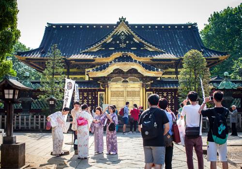Japan study away