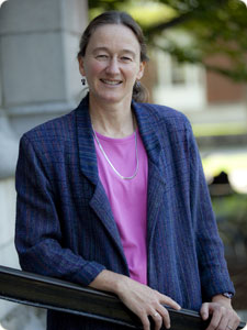 Deb DeGraff, professor of economics
