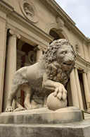 Museum of Art Lion