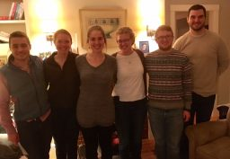 Six Bowdoin Teacher Scholars
