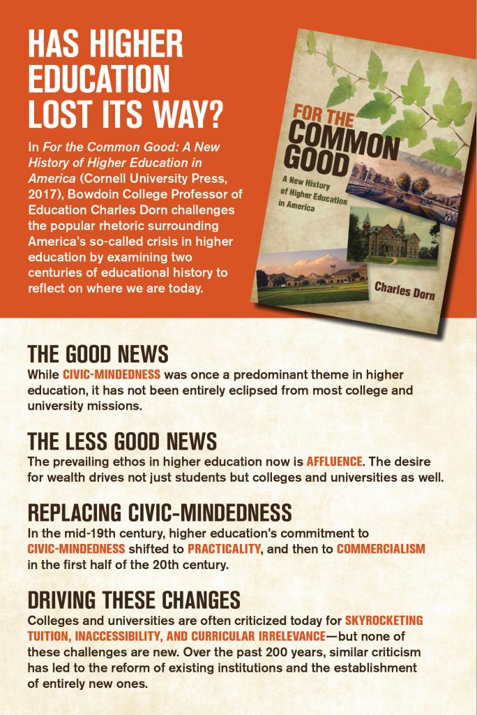 Inforgraphic about the Common Good