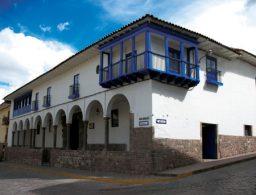 nca Garcilaso de la Vega´s house in Cuzco, Peru