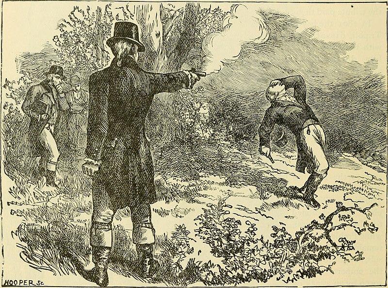 burrhamilton duel