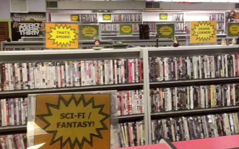 DVDstore