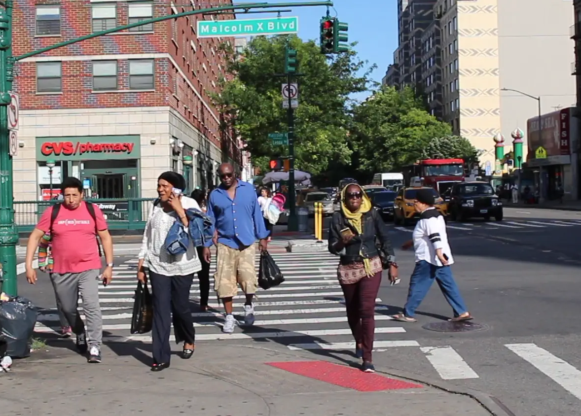 Charlotte Youkilis '20 in Harlem