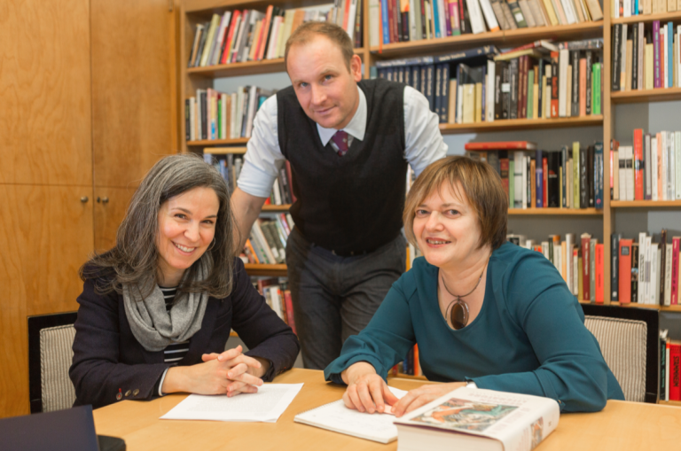 Bowdoin German Department Faculty