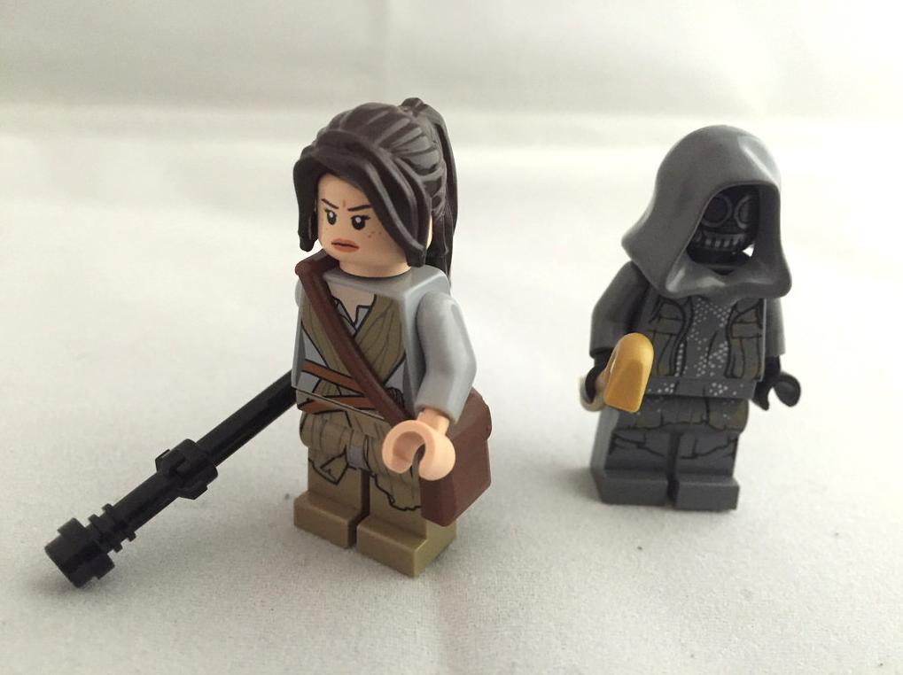 LEGO Star Wars, courtesy of Flickr user bademeistAr