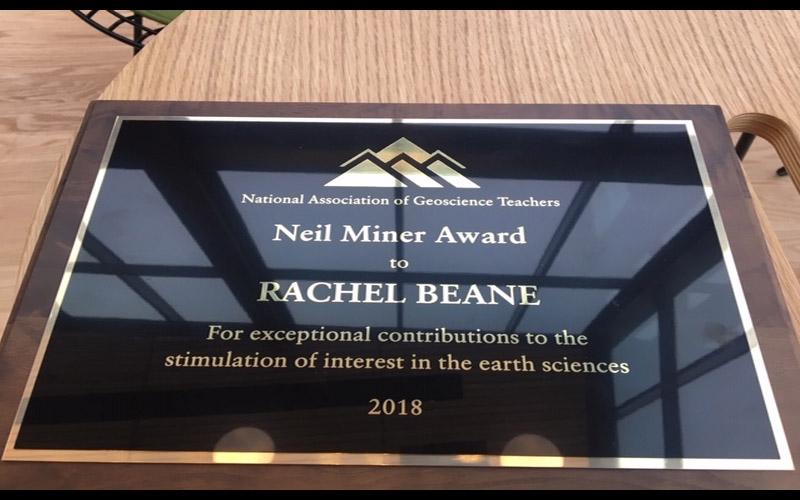 beane award