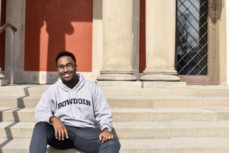 Mohamed Nur '18 is a 2018 Truman Scholar