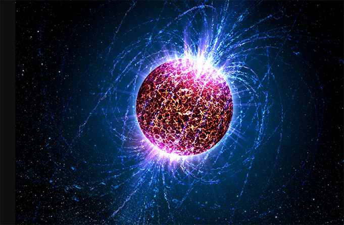 Neutron Star, courtesy of Wiki