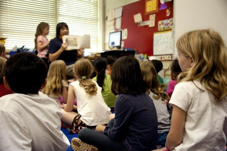 generic classroom shot