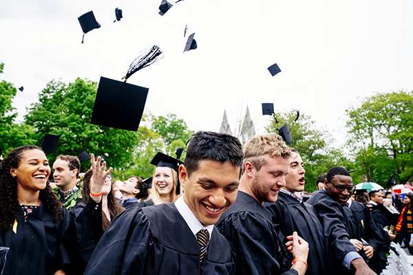 Bowdoin's 213th Commencement
