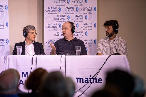 Steve Majercik, Eric Chown, and Fernando Nascimento