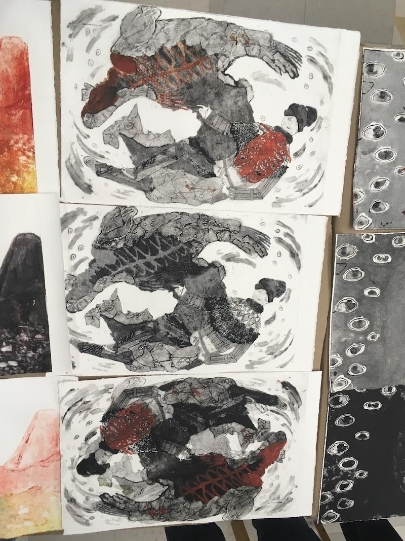 Abby Wang prints
