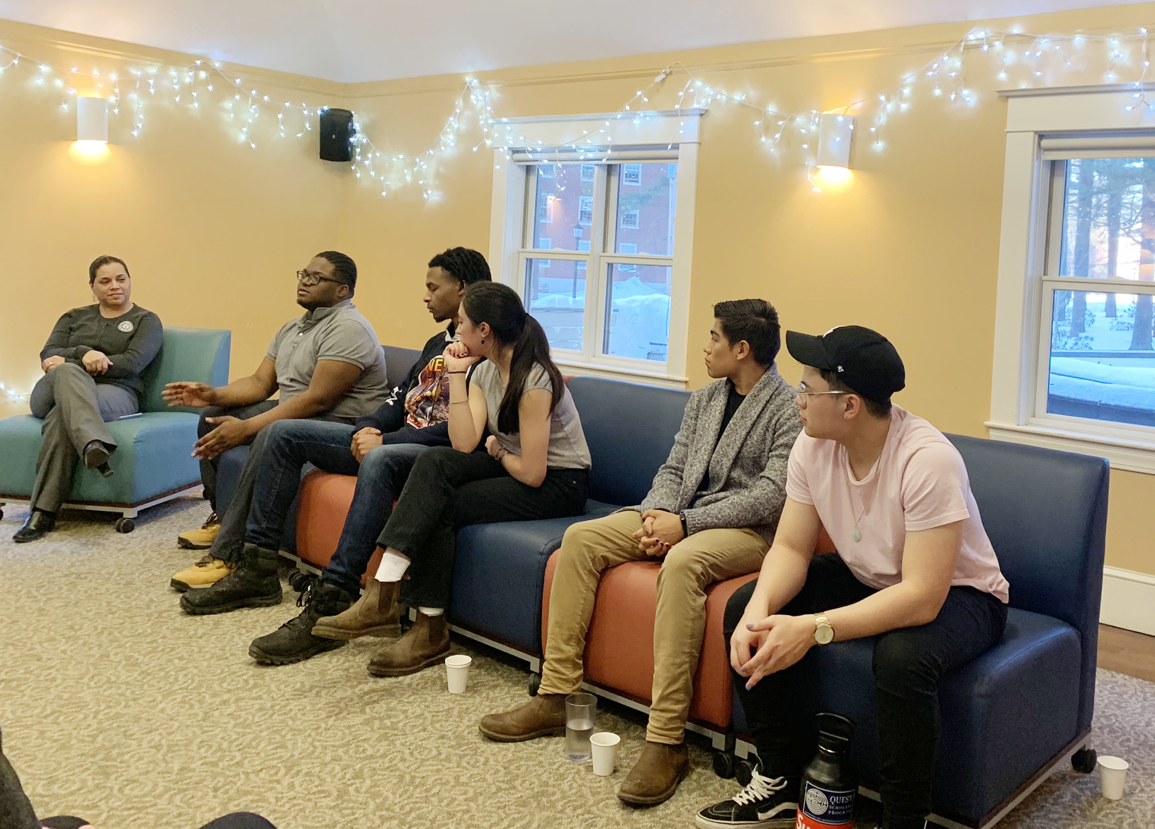 First-generation college student panel