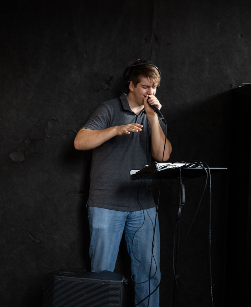 His Own Walkman | Bowdoin College