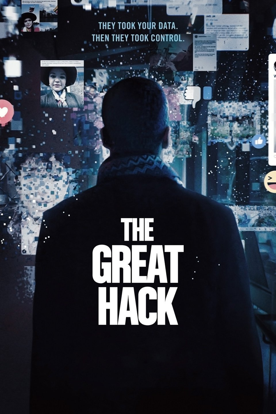 Poster of The Great Hack