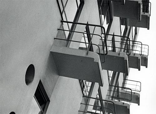 gropius balconies