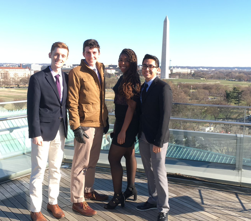 BPS students in DC