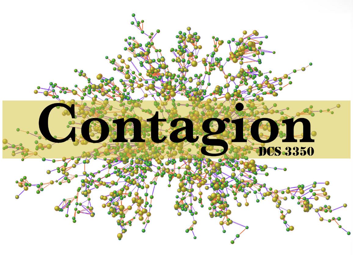 Contagion class logo