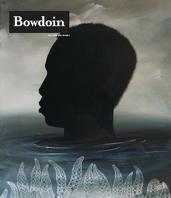 Cover Image of Fall 2020 Bowdoin Magazine