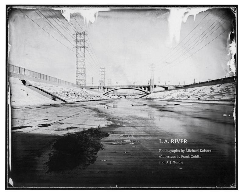 LA River book