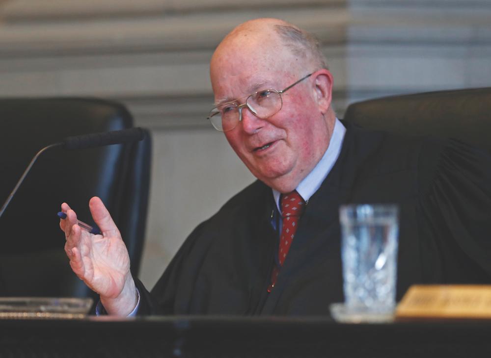 Justice Alexander '64