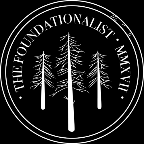 foundationalist B&W logo