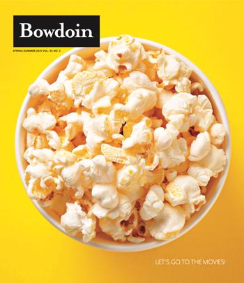 Cover of Spring/Summer 2021 Bowdoin Magazine