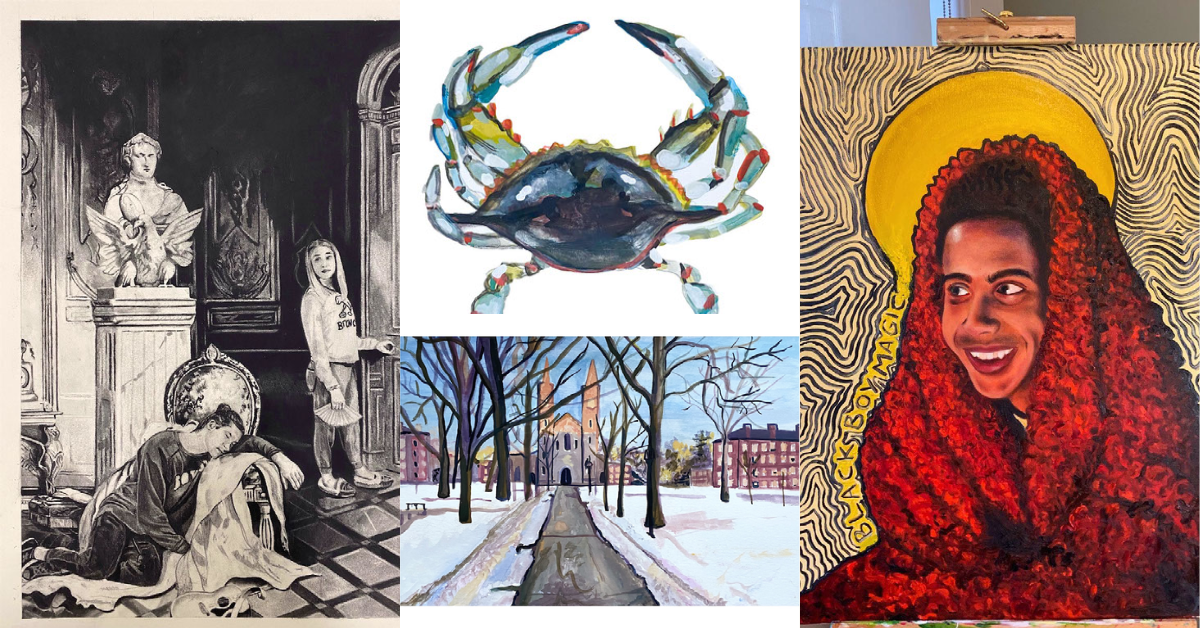 www.bowdoin.edu: Creativity in a Curtailed World