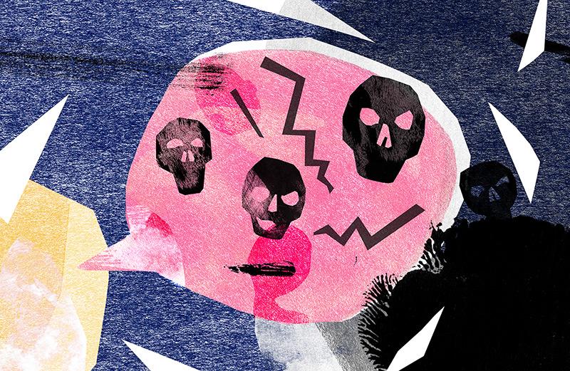 Illustration by Kajsa Nilsson