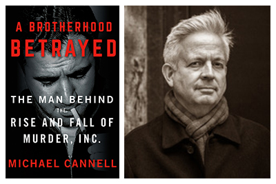 Michael Cannell and book cover