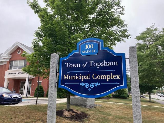 topsham town office ext