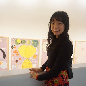 picture of kathryn lin