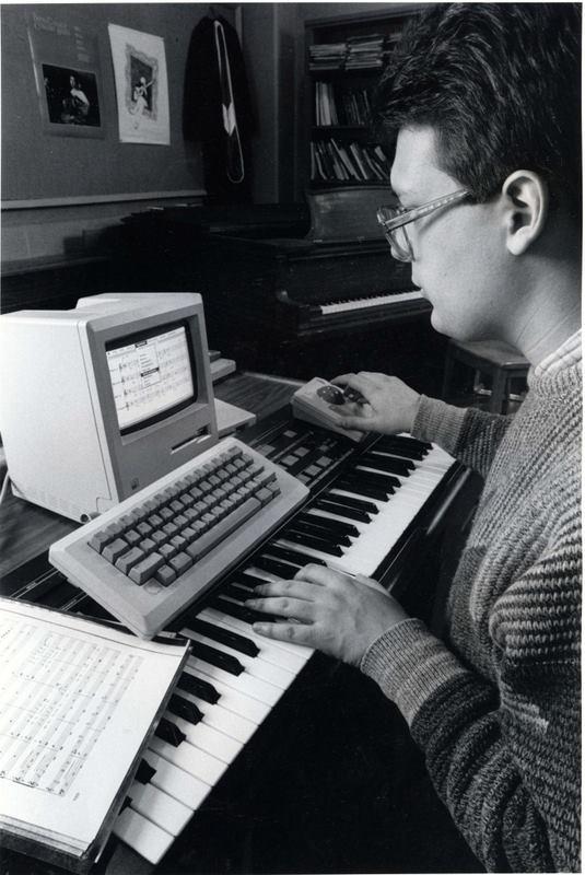 David Libby, Gibson Hall 1987