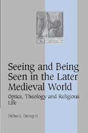 Seeing and Being Seen Cover
