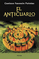 El anticuario (novel). Lima: Peisa, 2010.