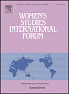 Women's Studies International Forum, vol. 16, no. 6
