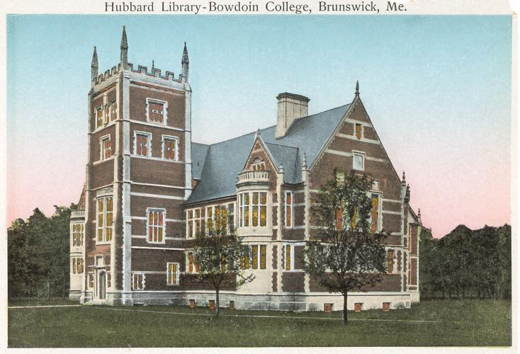 Bowdoin connection to place essay