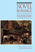 Novel Bondage: Slavery, Marriage, and Freedom in Nineteenth-Century American, University of Illinois Press, 2011